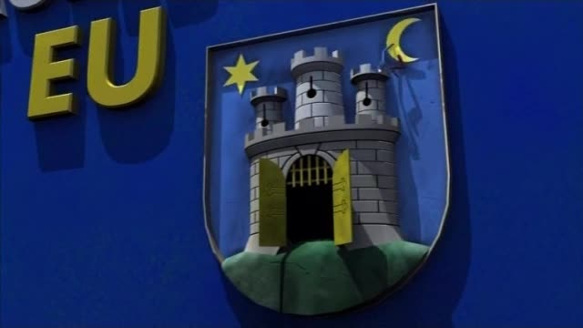 Zagreb in EU