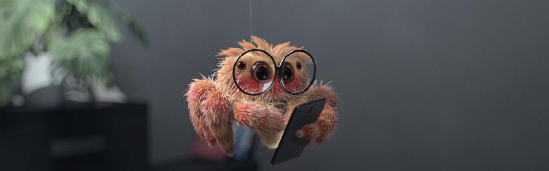 LAQO spider